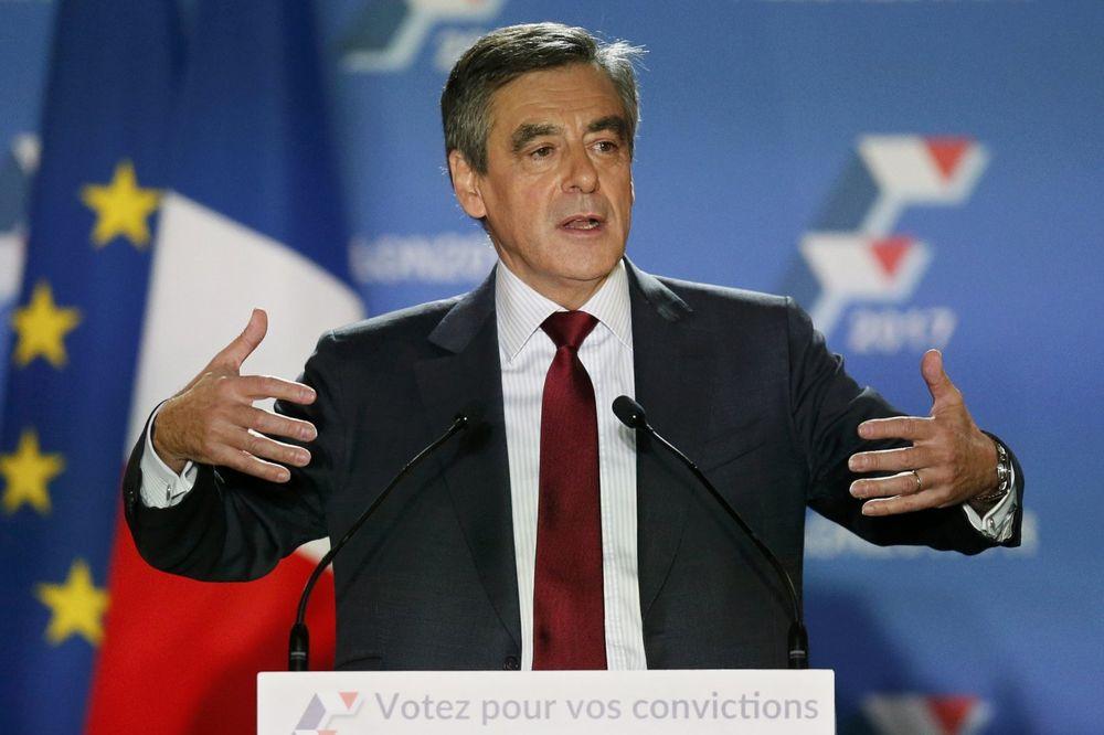 Fransoa Fijon, Foto Reuters