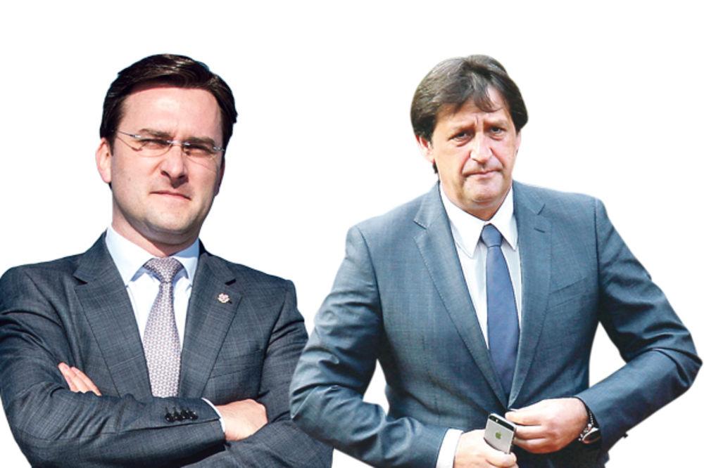 SPREMNA ROKADA: Gašić i Selaković preuzimaju službe bezbednosti