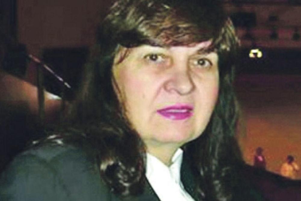 Dala iskaz... Dr Milena Filipović