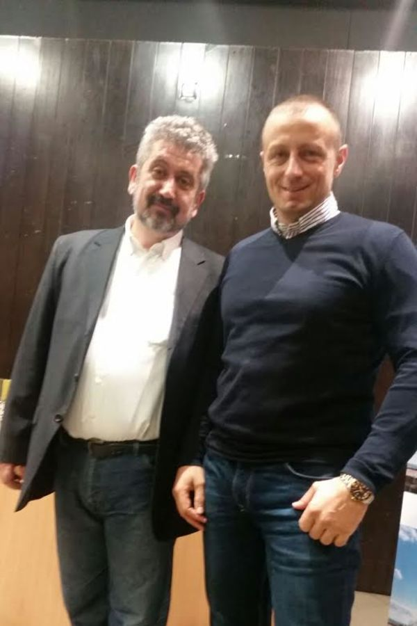 Zoran Nikolić i Ilija Životić