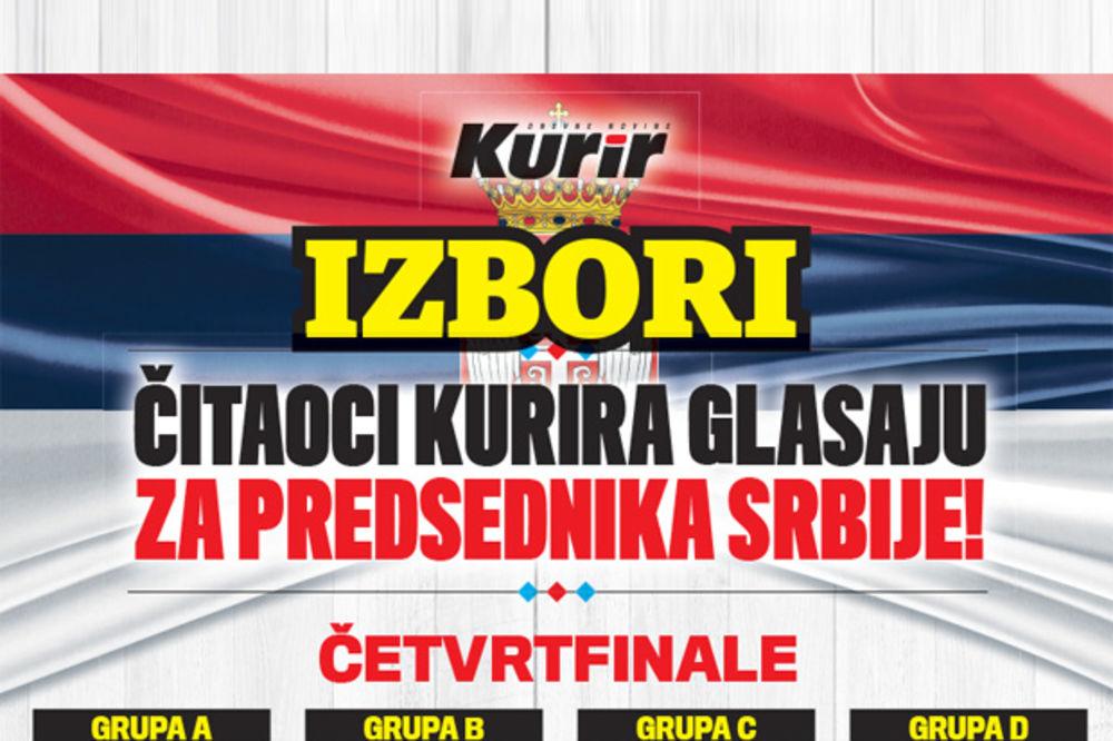 POLITIČARI, NE KRADITE IZBORE! Apel Kurira zbog teških međusobnih optužbi kandidata za predsednika!