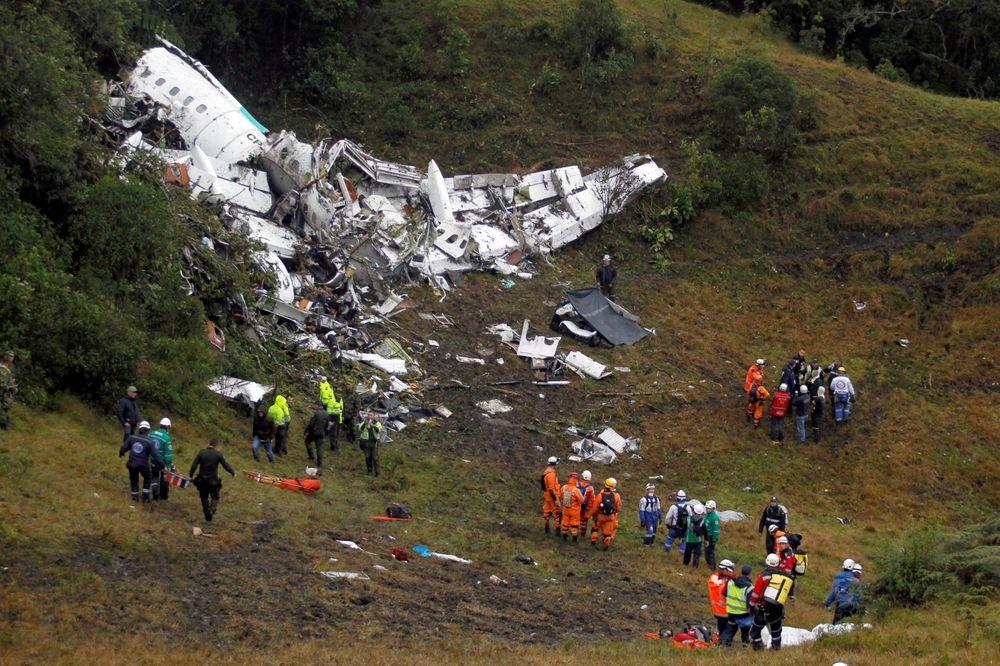 ISTRAGA POTVRDILA: Nije bilo ni kapi goriva u momentu pada aviona u Kolumbiji!