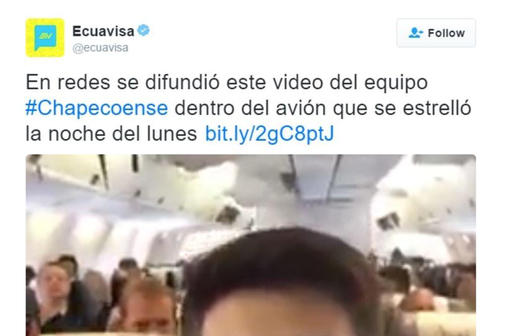 (VIDEO) POSLEDNJI VIDEO POGINULOG FUDBALERA: Smejao se i bio raspoložen, ali nije znao šta ih čeka