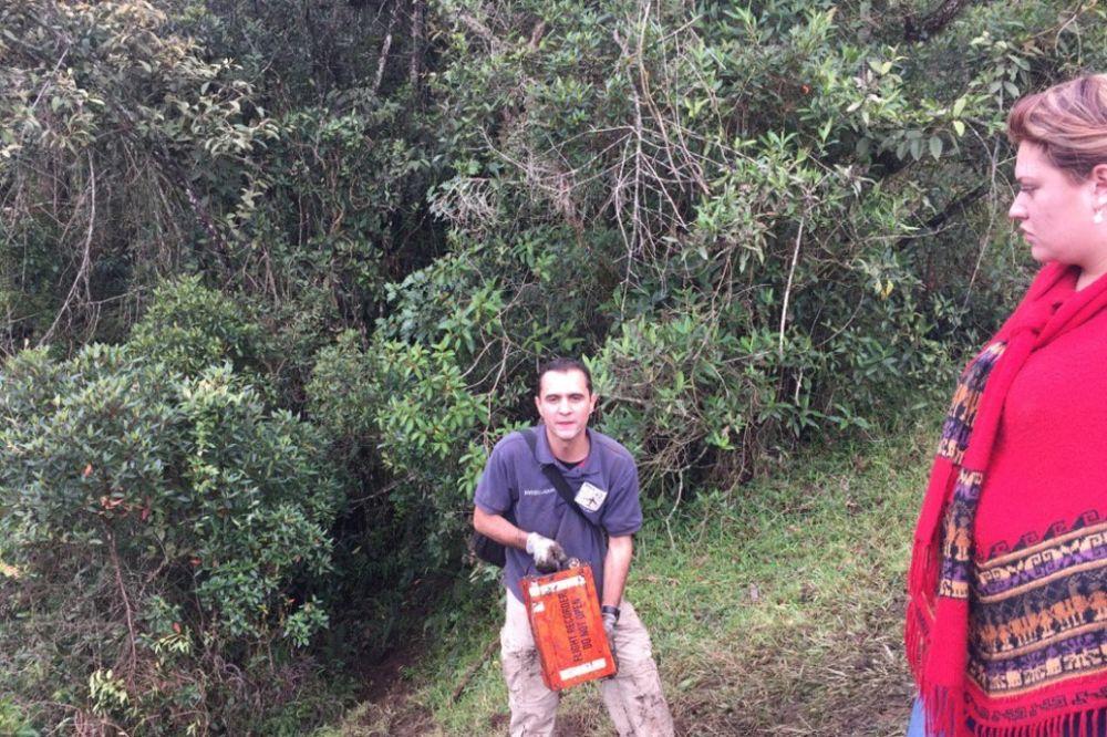 NESREĆA U KOLUMBIJI: Pronađene dve crne kutije srušenog aviona