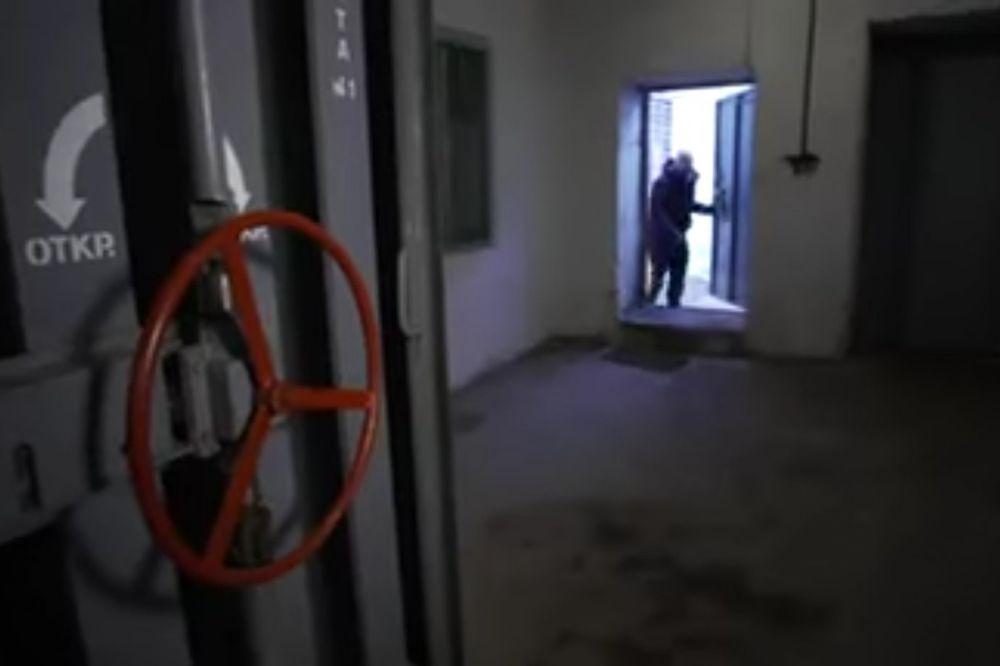 (VIDEO) PODZEMNO CARSTVO HLADNOG RATA: Zavirite u ruski nuklearni bunker u koji staje čitava Moskva!