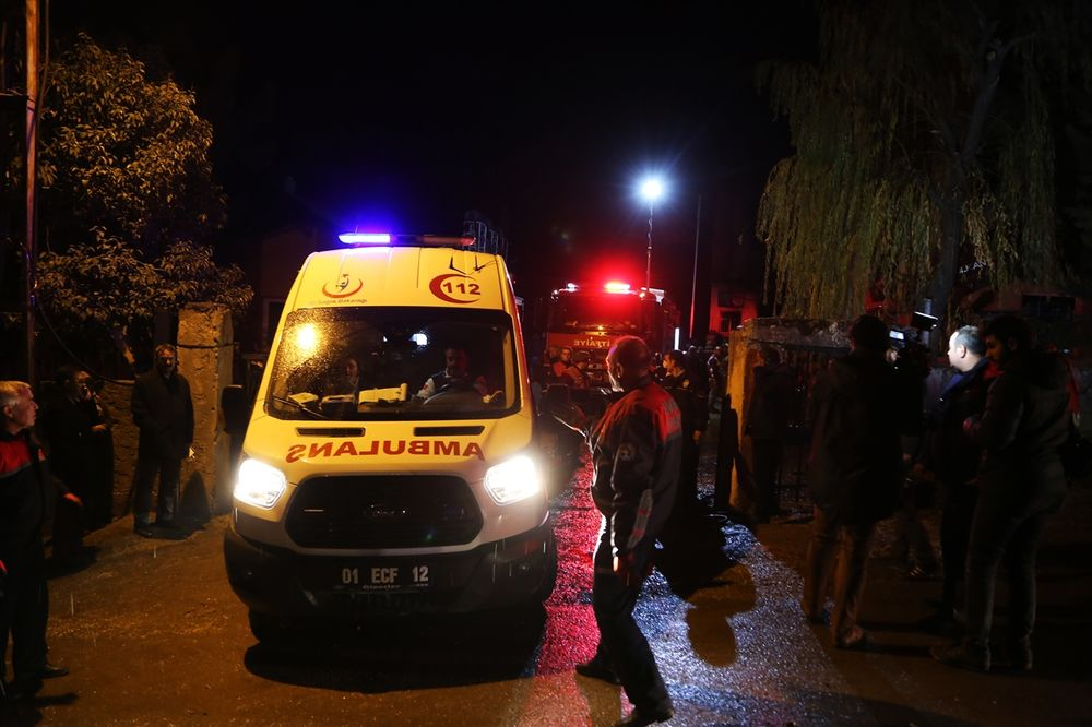 (VIDEO,FOTO) PAKAO U UČENIČKOM DOMU U TURSKOJ: 11 devojčica poginulo u požaru, 22 teško povređene
