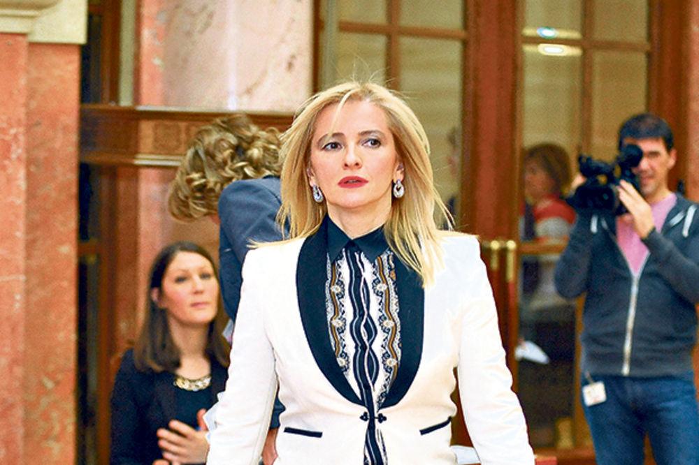 ŠOKIRALA Dijana Vukomanović: Moj glas za predsednika ide Vuku Jeremiću!
