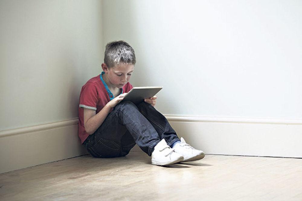 OPREZ: Deca trpe veliko digitalno nasilje