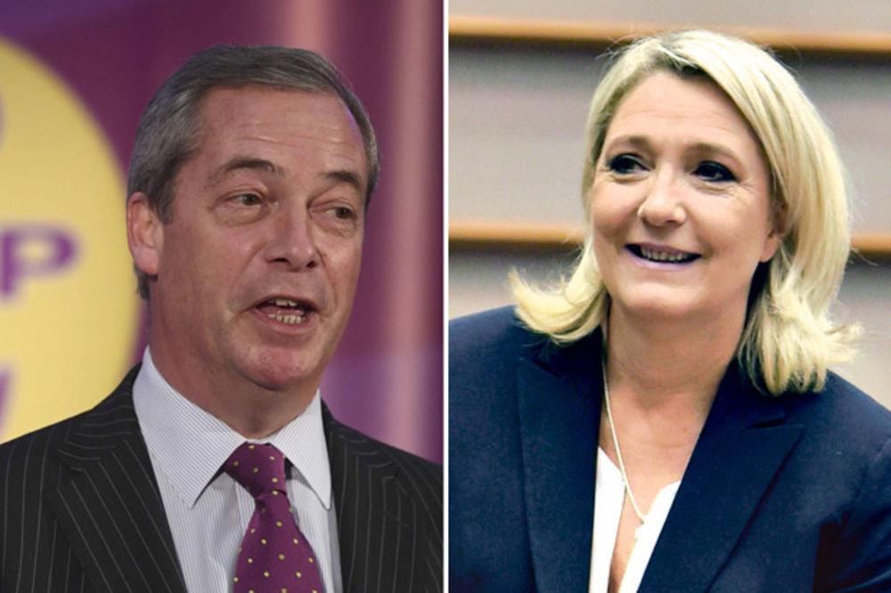 FARADŽ: Pobeda Marin le Pen bila bi kraj evropskog projekta