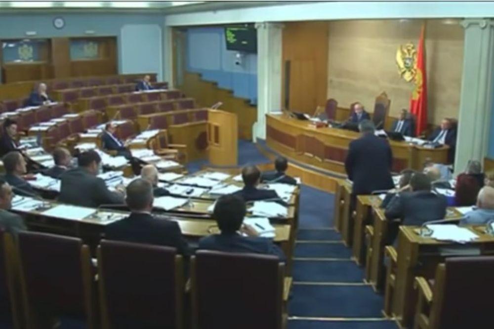 Od 81 poslanika samo 42 učestvuje u radu parlamenta (Ilustracija, Foto: Printscreen YouTube)