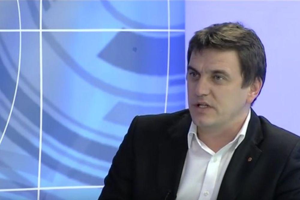 AKCIJA BLOK: Zbog zloupotrebe položaja uhapšen Damir Hadžić, bivši ministar BiH
