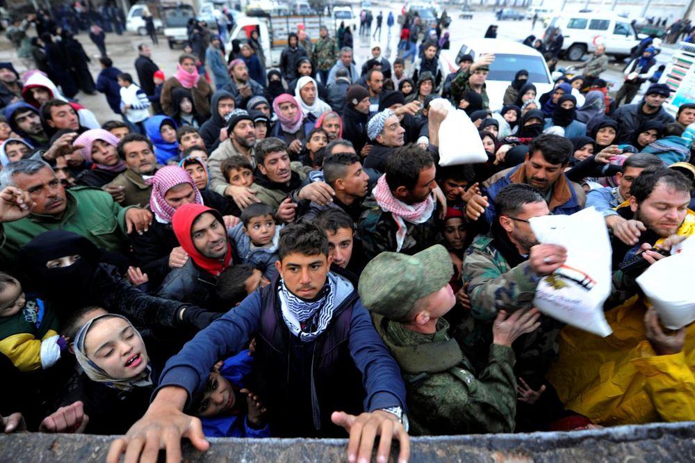 SUMORNA PREDVIĐANJA: Hiljade će pobeći, a Alep će postati ogromna grobnica!