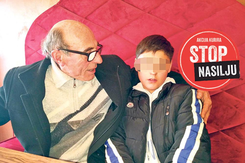 OČAJNI OTAC PREKLINJE ZA POMOĆ: Sin (12) će mi se ubiti jer ga tuku u školi!