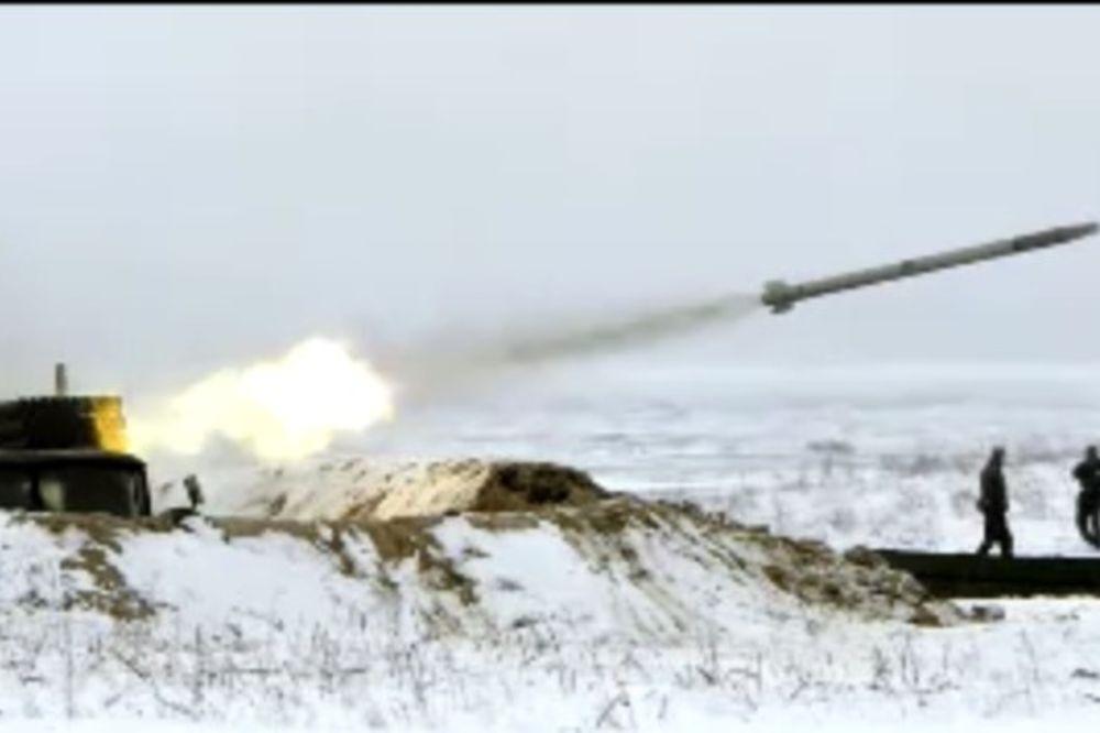USIJANJE NA IVICI RATA Ukrajina počela raketne vežbe kod Krima, Rusija digla PVO i Crnomorsku flotu!