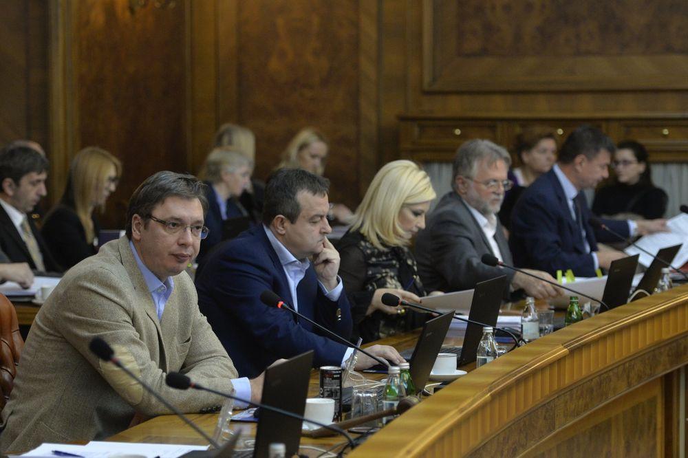 VLADA SRBIJE: Usvojen Predlog budžeta za 2017. godinu