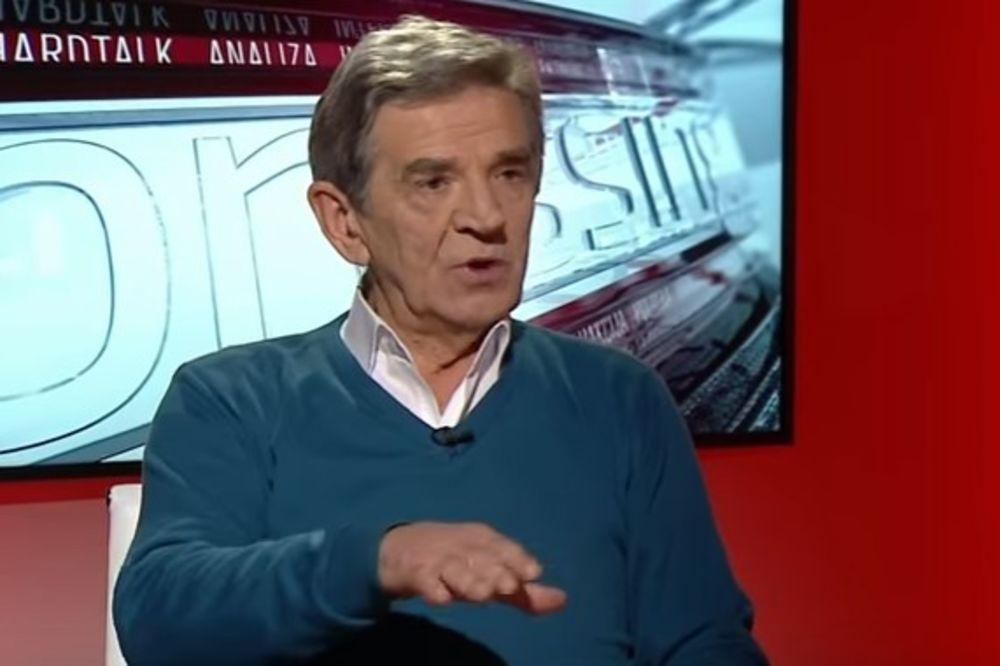 Esad Duraković: Moja unučad biće im hamali (Foto: Printscreen YouTube/N1)