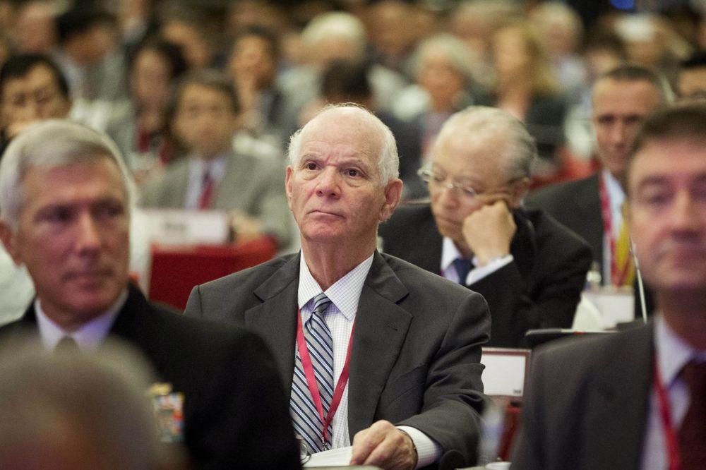 Senator Bendžamin Kardin (Foto: AP)