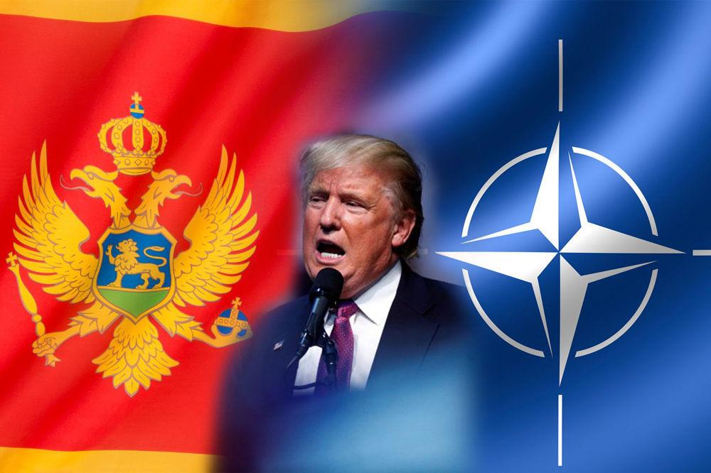 AMERIČKI LIST: Trampova pobeda može da odložži prijem Crne Gore u NATO
