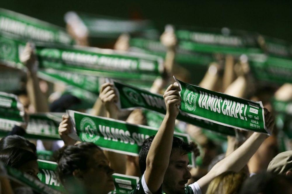 PRESUDILA LJUDSKOST: Atletiko odbija da igra protiv Šapekoensea