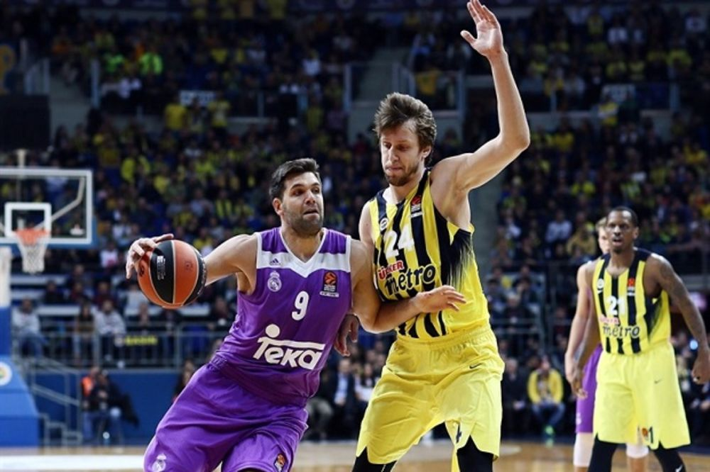 Fenerbahče, Real Madrid, Foto: euroleague.net