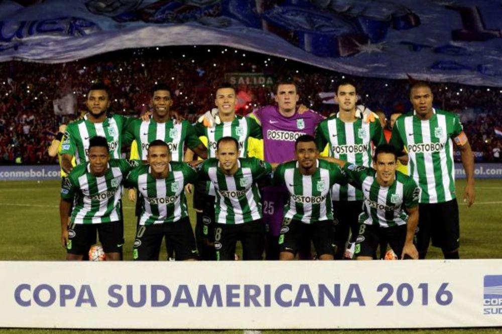 SUDBINA: Igrači Atletika leteli avionom nekoliko dana pre nego što se srušio sa brazilskim igračima