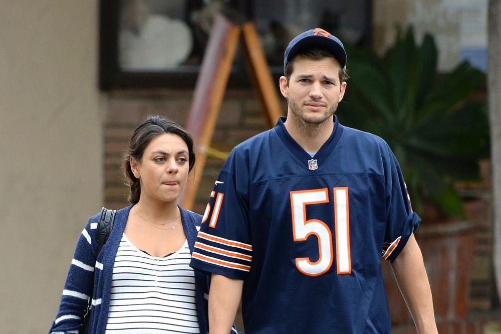 KRILI SU POL DETETA: Porodila se Mila Kunis! Ešton Kučer postao otac po drugi put!
