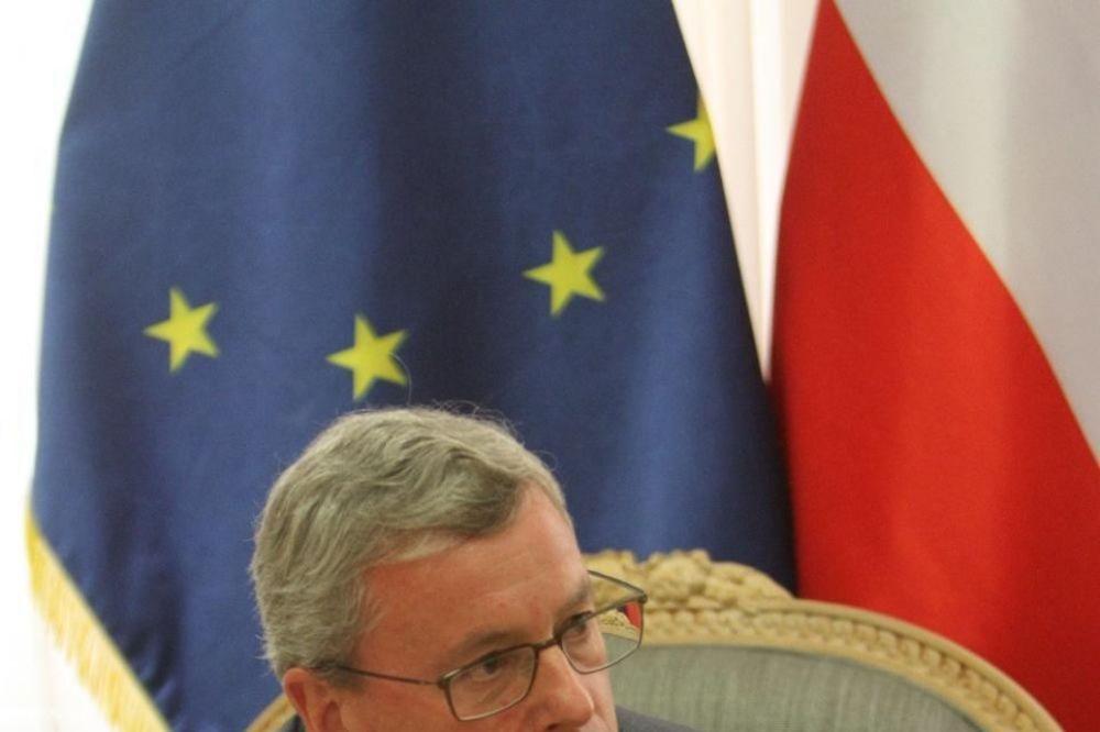 AMBASADOR AJGNER: Srbija na dobrom putu, Austrija pomogla gde god je mogla