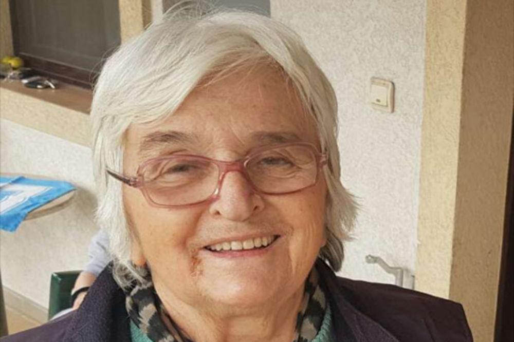 POTRAGA SREĆNO OKONČANA: Pronađena Jelica Cvetković (77) iz Novog Beograda