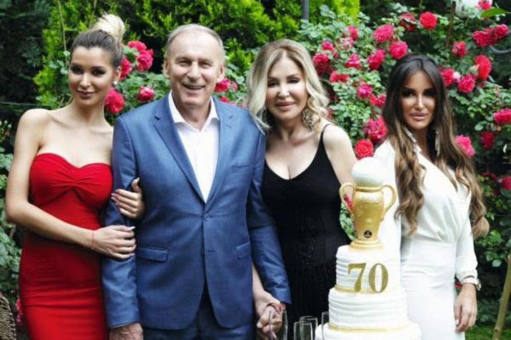Dragan Džajić: Život ume da bude gorak, a to su osetile i moje ćerke