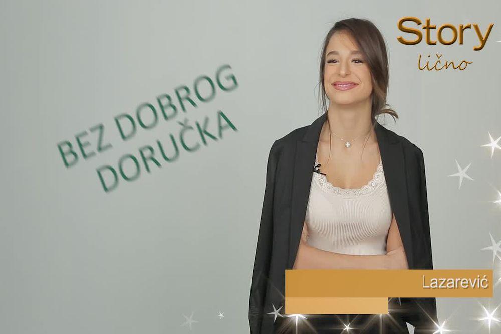 STORY LIČNO: Edita Aradinović - Da imam magični štapić preselila bih dečka u Srbiju