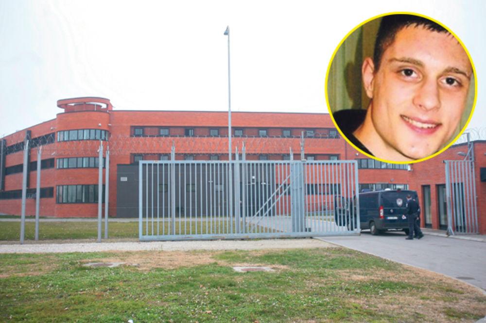 Zatvor, Nova skela, Beograd, Marko Jovanović zatvorenik, foto Aleksandar Jovanov