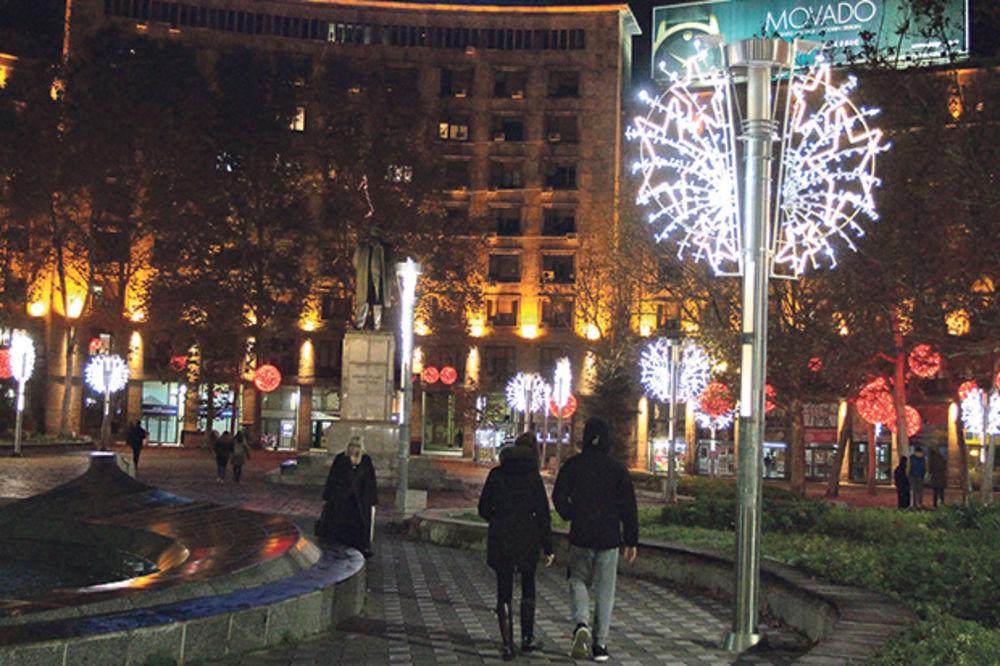NOVA STRANKA: Za novogodišnju rasvetu skoro dva miliona evra a za kulturu 179 miliona dinara