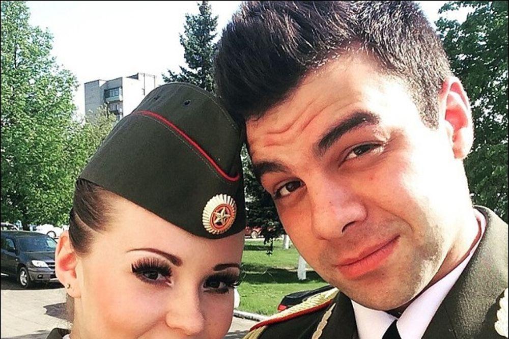 Iza bračnog para  Olega i Jekaterine Korzanov ostao je trogodišnji sin... Foto printscreen Dejli mejl
