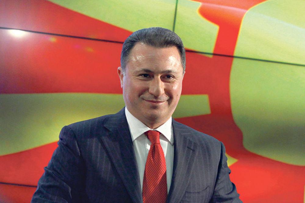 BIVŠI MAKEDONSKI PREMIJER MULJAO: Gruevski i ekipa oštetili Makedoniju za 155.000.000 €