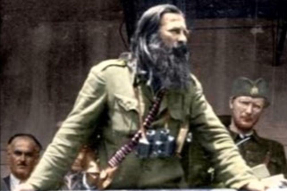 REHABILITOVAN NIKOLA KALABIĆ: Sud u Valjevu odlučio u korist unuke četničkog komandanta