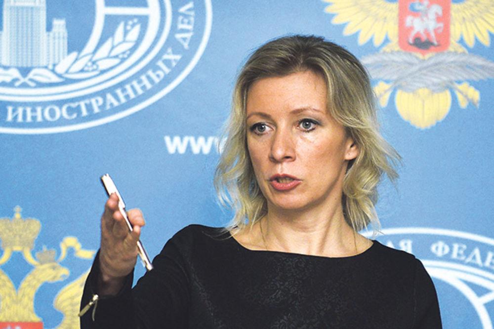 ZAHAROVA UPOZORAVA RUSKE TURISTE: U Crnoj Gori očekujte provokacije, pa i HAPŠENJE