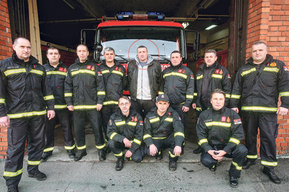 PODVIG: Vatrogasci mi poklonili nov život!
