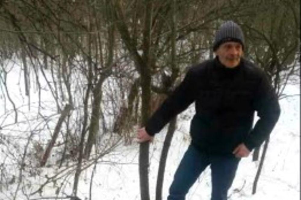 JEZDA SRBIN IZ BUNARA BIJE ŽIVOTNU BITKU: U teškom stanju čovek koji je proveo 50 sati na minus 20