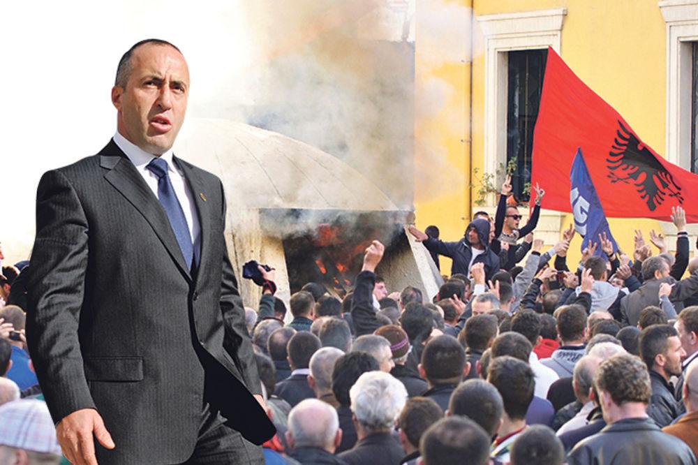 EKSKLUZIVNO! KRVAVI PLAN ALBANACA: Napasti ambasade, uzeti SRBE ZA TAOCE!