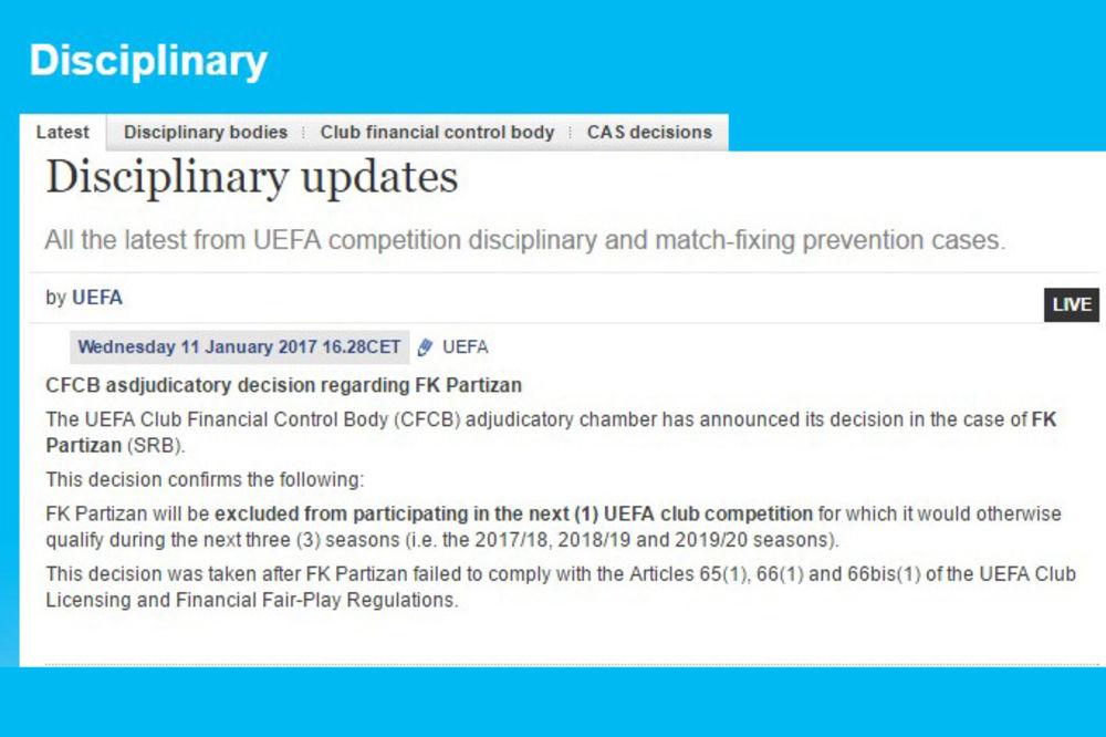Foto: Printscreen/uefa.com