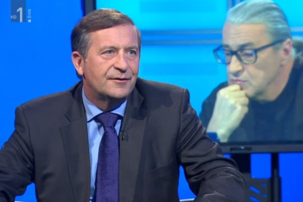 Karl Erjavec u intervjuu TV Sitiju (Foto: Printscreen)