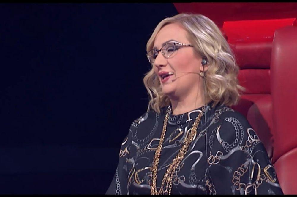 NIJE VIDELA STAKLENA VRATA: Leontina otkrila kako je slomila nos!