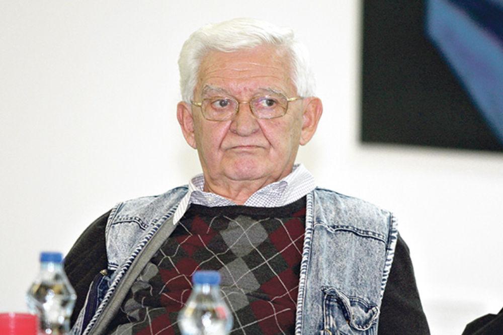 Oštar... Nikola Kusovac