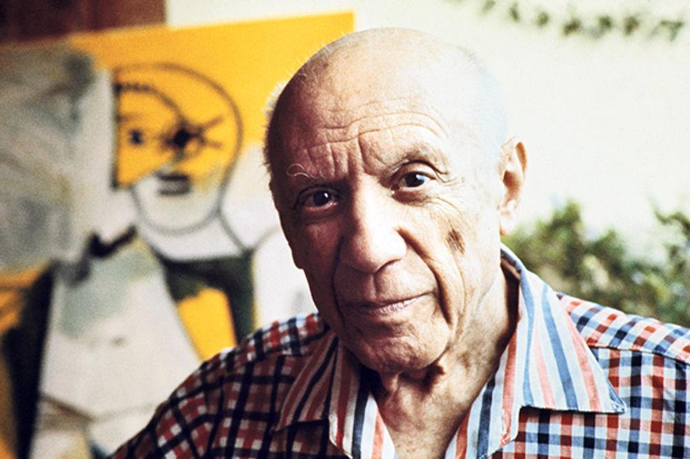 Slavan i za života... Pablo Pikaso