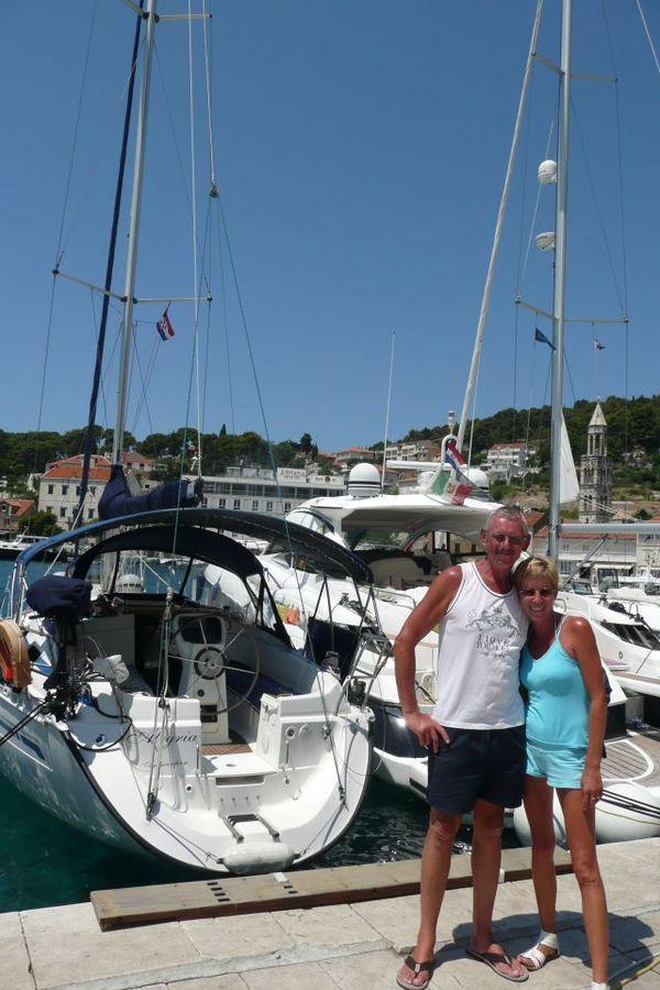 Hrvati im traže da plate PDV na brod koji su odavno kupili i platili PDV (Foto: Facebook)