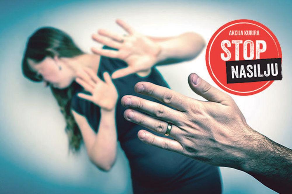 NASILJE U PORODICI: Udarao ženu, pa maltretirao ostale članove porodice