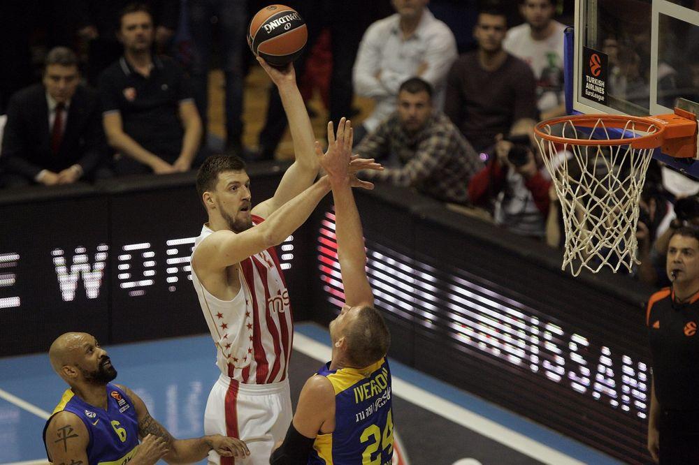 TRAŽI SE MVP: Jedan košarkaš Zvezde bi mogao da bude najkorisniji igrač Evrolige, i Teo kandidat