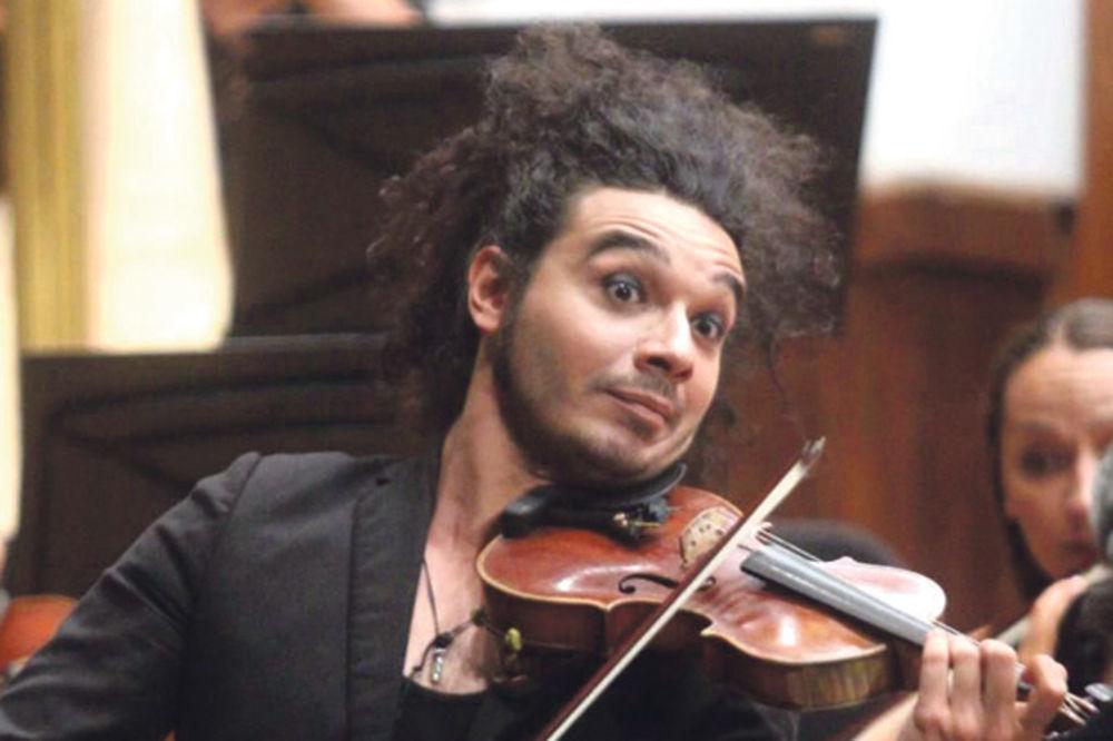 NEMANJA ZABRINUO SVE: Naš poznati violinista doživeo nezgodu!
