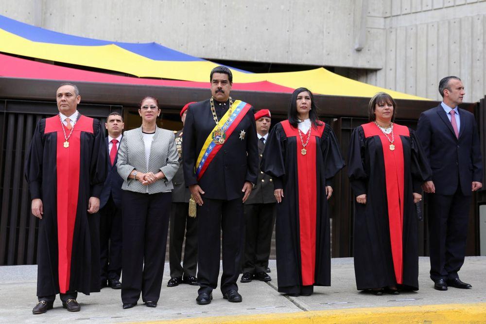 Nikolas Maduro Foto: Reuter