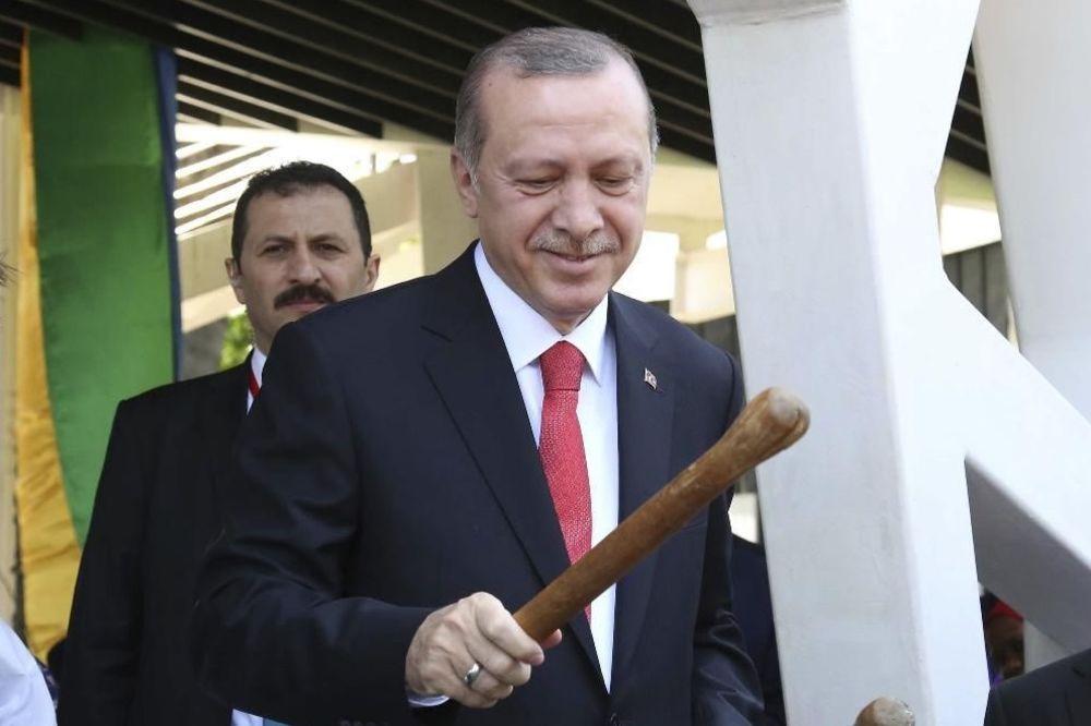 Redžep Tajip Erdogan Foto: Reuter